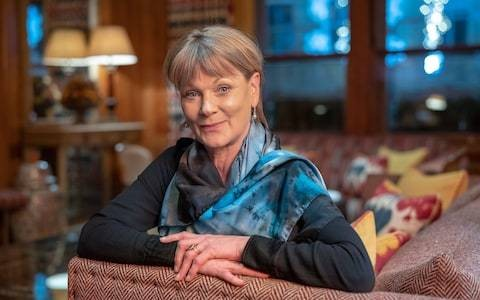 Samantha Bond: 'I met a stranger on a cruise and now we're friends for life'
