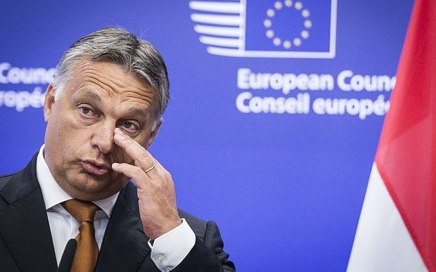 Hungary faces 'rebellion' by migrants, says Viktor Orban