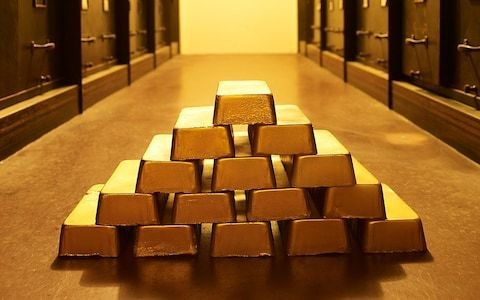 Why you should always buy gold – whatever the price