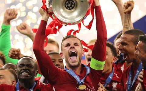Jordan Henderson: 'Even though people outside Liverpool doubted me, I never felt it was that way inside'