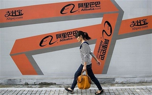 Alibaba values itself at $130bn in new filing