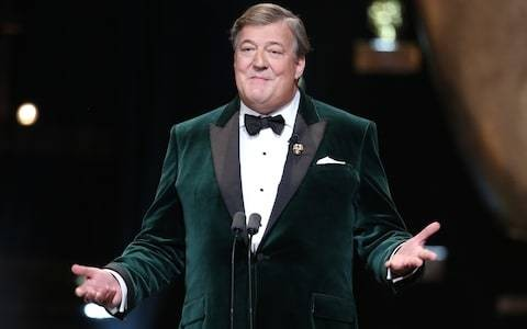 'Dragging the Baftas into the gutter': Stephen Fry's 25 best jokes and quips