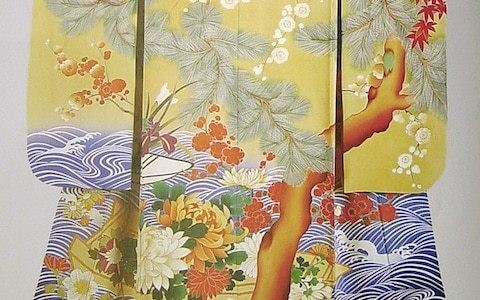 Kimono: Kyoto to catwalk review, V&A - the simple garment that tells the history of Japan