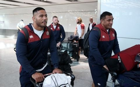 Manu Tuilagi insists he's focused on Leicester Tigers and England despite big-money rugby league rumours