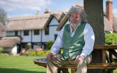 Wild man of publishing Felix Dennis gives £150m to the trees