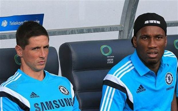Jose Mourinho desperate to sell Fernando Torres as Chelsea's squad exceeds foreign-player quota