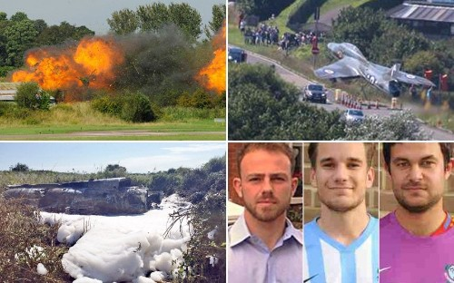 Shoreham Air Show disaster: Everything we know about the plane crash