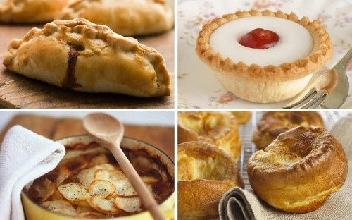 What is the nation's favourite local dish?