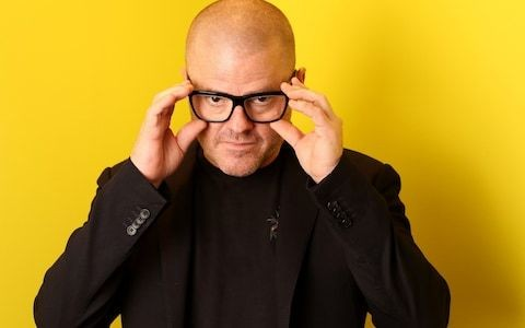 Heston Blumenthal on veganism, treating ADHD with meditation, and falling back in love with Christmas