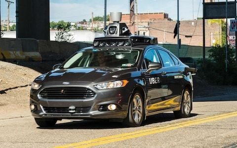 Uber raises $1bn for its self-driving car division ahead of IPO
