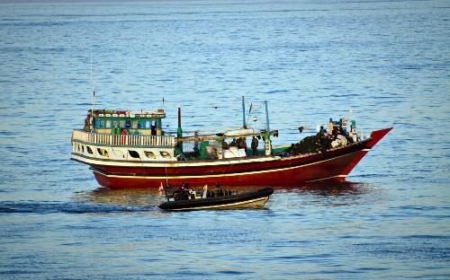 Royal Navy warship seizes £9m of heroin during Gulf patrol