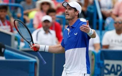 Andy Murray drops down to Challenger Tour to aid comeback from injury