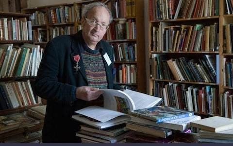 Richard Booth, 'King of Hay-on-Wye', whose flair for publicity transformed a small Welsh town into the secondhand book capital of the world – obituary