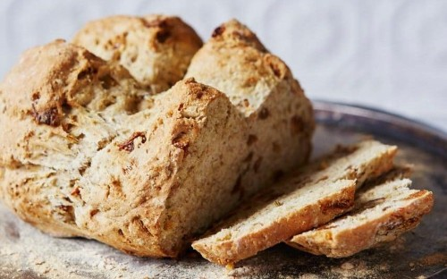 Flora Shedden: spinach and parsley, fig and fennel soda bread recipes