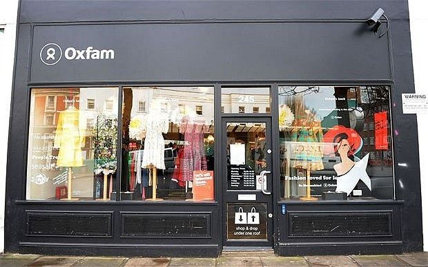 Oxfam to cut UK jobs as it shifts focus to poorer countries