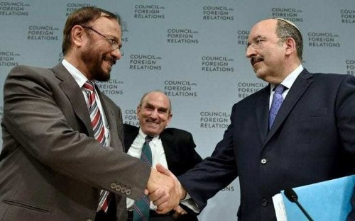 Why Israel and the Arab nations are slowly drawing closer together