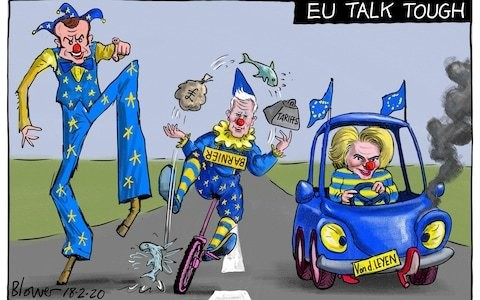 The EU is fatally complacent about the crisis that is about to engulf it