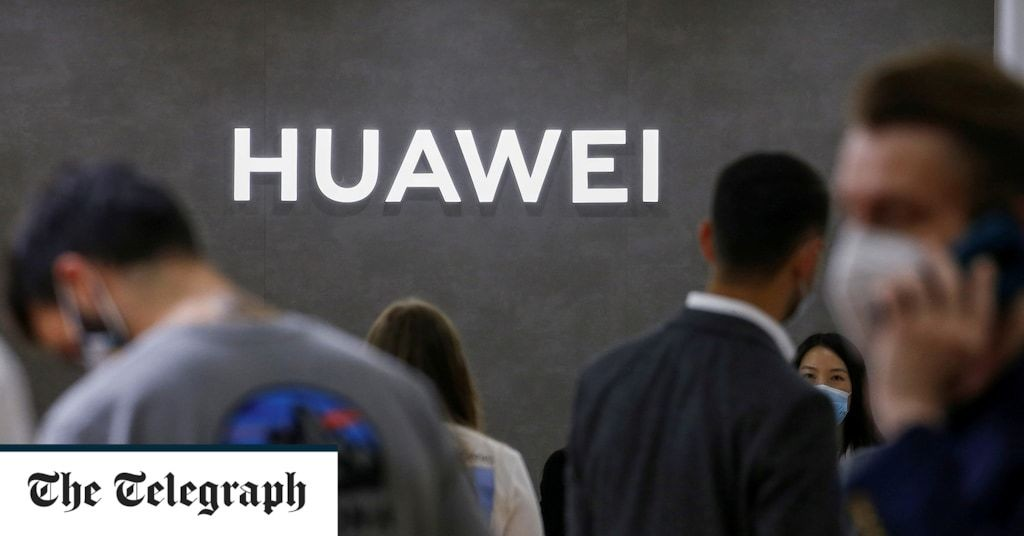 Huawei failed to tackle national security fears raised by GCHQ, new report shows, as spies warn of 'no confidence' in the firm