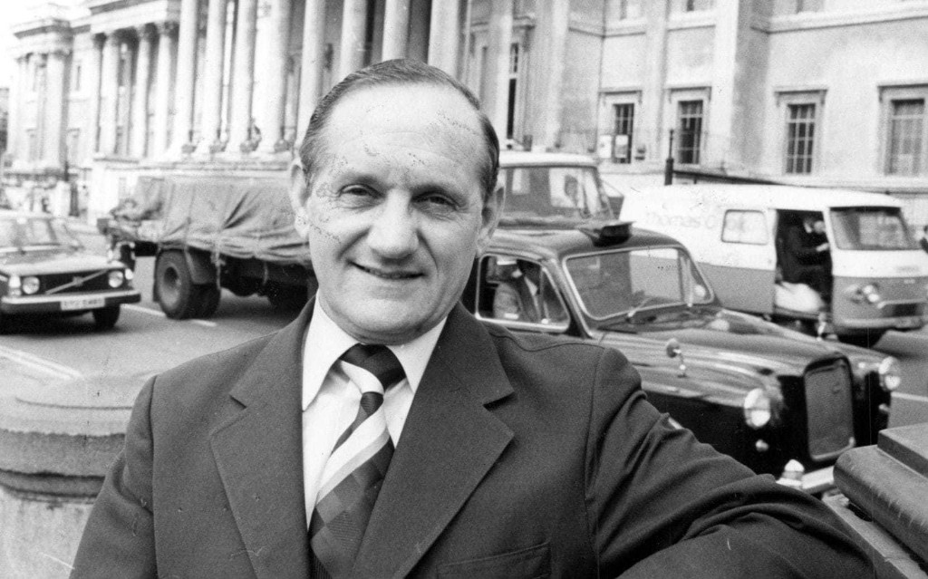 Leonard 'Nipper' Read, detective who brought the Kray twins to justice – obituary