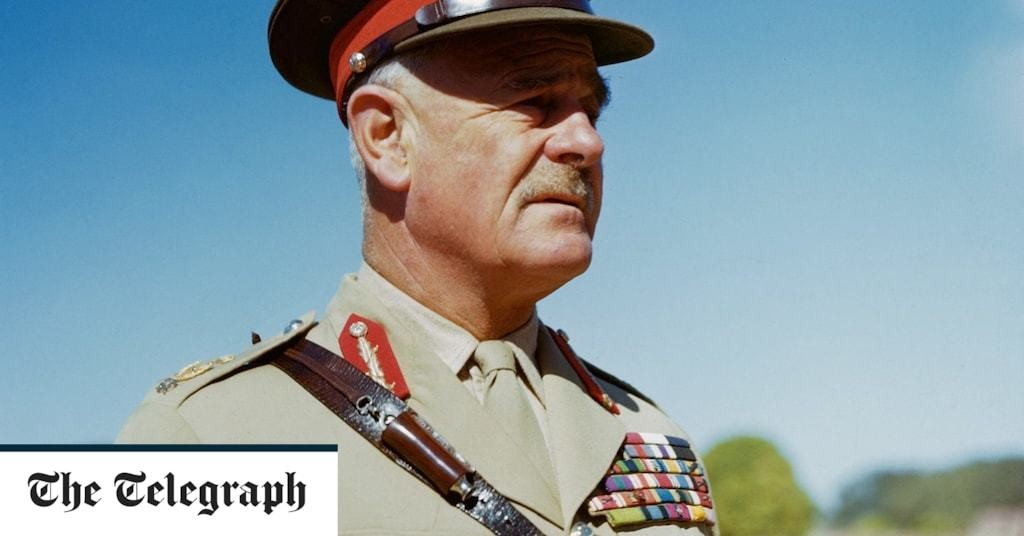 Meet the Field Marshal who knew 200 poems by heart