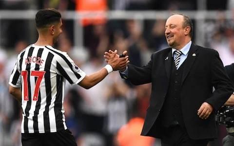 Newcastle playing dangerous game as hat-trick hero Ayoze Perez waits on Rafa Benitez before deciding own future