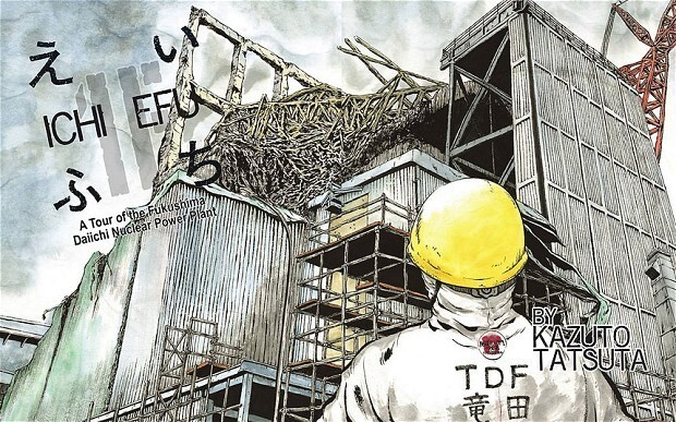 Life as a Fukushima nuclear worker uncovered in comic