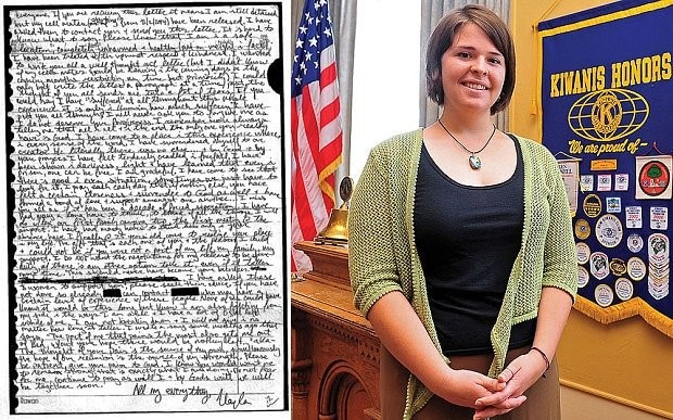 Kayla Mueller: Full transcript of letter sent by US aid worker held by Isil