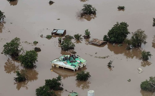 Cyclone Idai: 'Children died as they fell from trees, adults drowned when they could hold on no longer'