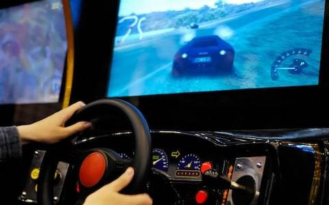 People who regularly play racing video games are worse drivers, new survey finds