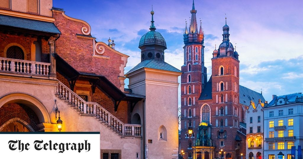 48 hours in. . . Kraków, an insider guide to Poland's second city that's not just for stags