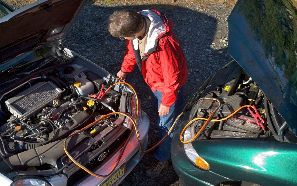 Honest John: how to use jump leads correctly to start another car