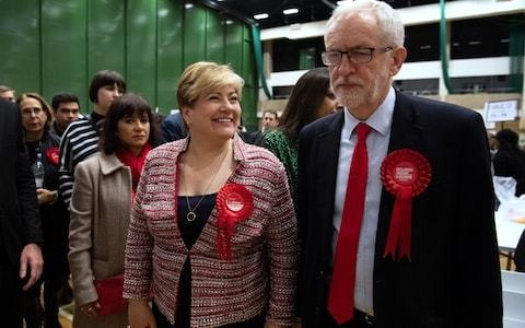 Labour leadership contender Emily Thornberry accused of calling northern voters 'stupid'