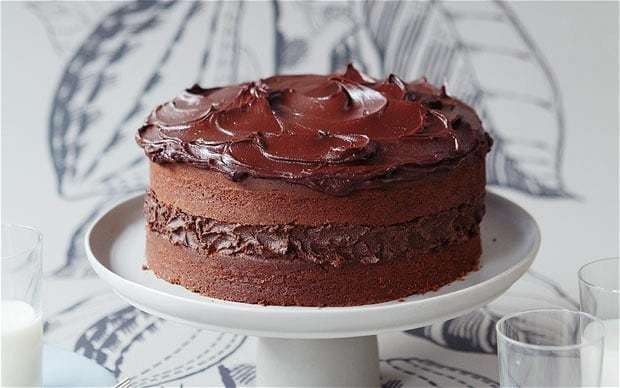 Chocolate cake scoops top spot: recipes for Google's top 10 bakes