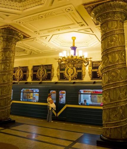 The world's most beautiful metro just got better
