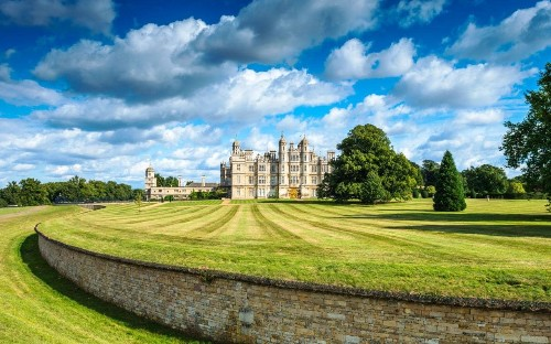 Restoring the vision of Capability Brown at Burghley House
