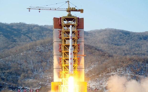 North Korean satellite is in orbit, says Seoul
