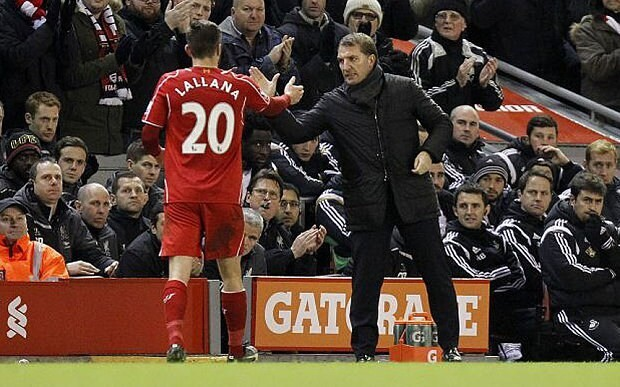 Brendan Rodgers says Liverpool are back to their best