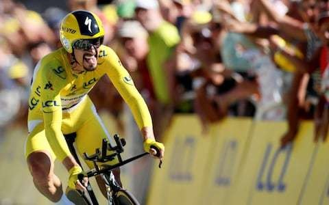 Tour de France, Stage 13 verdict: Julian Alaphilippe is electrifying this race and has set up a tantalising tussle on the Tourmalet