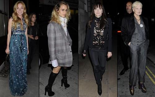 Celebrity Sightings: Amanda Seyfried, Kate Moss and Jennifer Lopez - Telegraph
