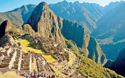 Machu Picchu in numbers