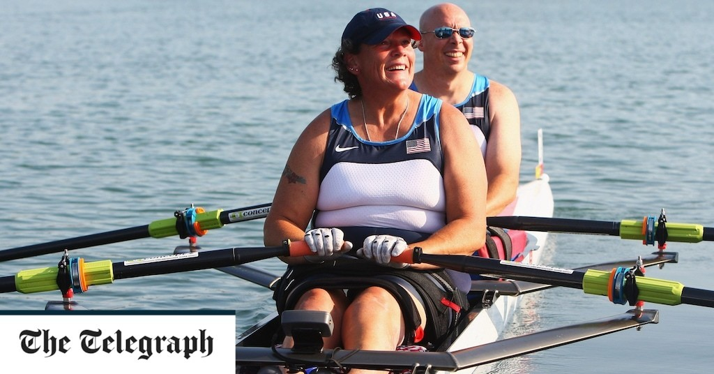Angela Madsen, daredevil Paralympian who rowed across the Atlantic and the Indian Ocean – obituary