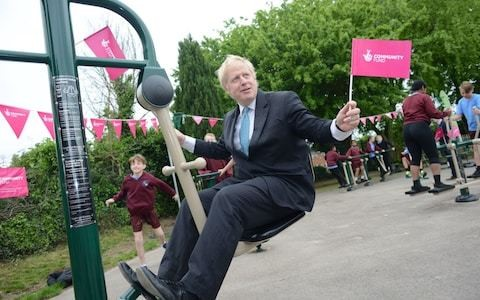 The Tory grassroots have no right to get angry if Boris doesn't get on the leadership ballot