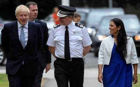 The Tories will do what it takes to keep Britain safe