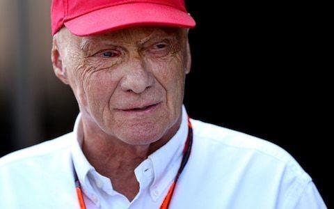 Niki Lauda, F1 legend, dies aged 70