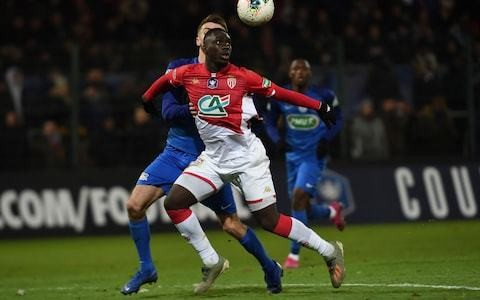 Leeds boost promotion hopes with loan signing of striker Jean-Kevin Augustin