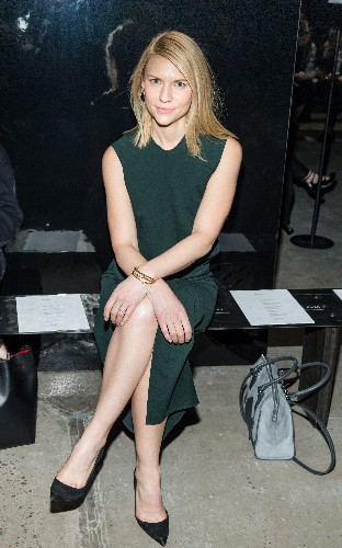 Stars on the front row at New York Fashion Week