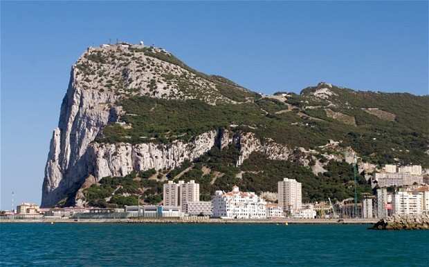 Gibraltar flag-raising leads to arrests of Spanish journalists