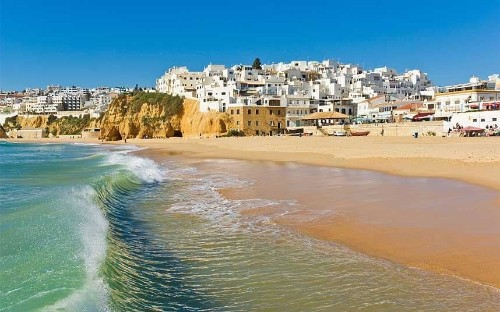 How to travel from the UK to Portugal – without setting foot on a plane