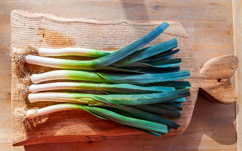 Sow a batch of leeks for buttery, hearty flavour