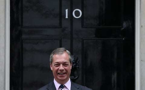 To save our country from Corbyn, the next PM must do a deal with Nigel Farage